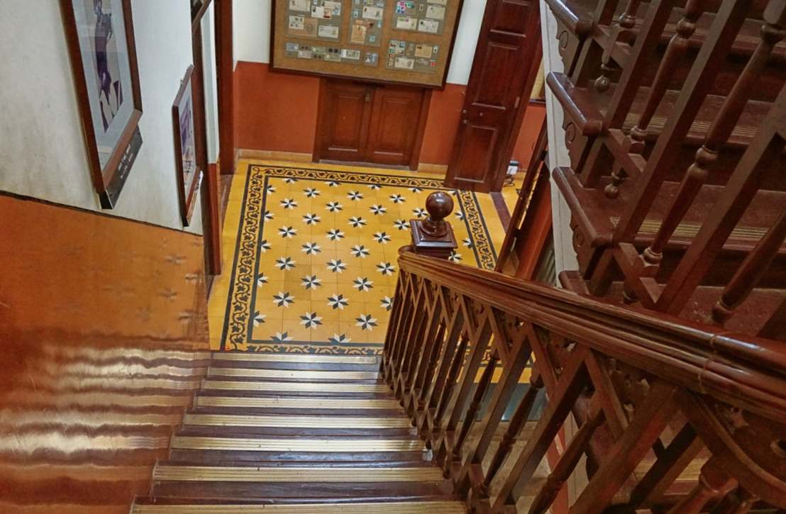 Les étapes à suivre pour peindre votre escalier en bois